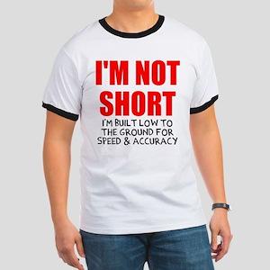 I'm not short Ringer T