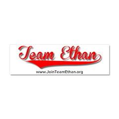 The Team Ethan Car Magnet 10 X 3