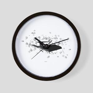 Yeah Baby Wall Clock