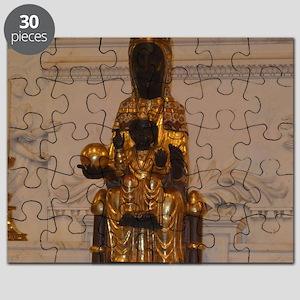 Lady of Montserrat Puzzle