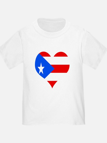 Love 4 Puerto Rico T