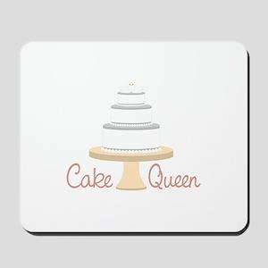 Cake Queen Mousepad