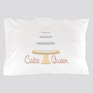 Cake Queen Pillow Case