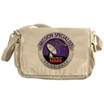 Mission Specialist Messenger Bag