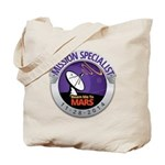 Mission Specialist Tote Bag