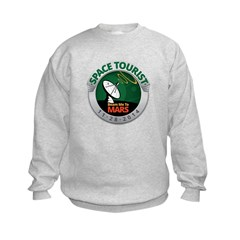 Space Tourist Sweatshirt