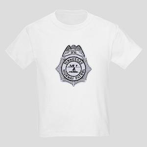 Tennessee Highway Patrol Kids Light T-Shirt