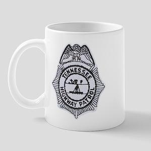 Tennessee Highway Patrol Mug
