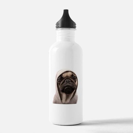 Cute Dog life Water Bottle