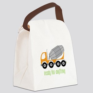 Ready For Anything Canvas Lunch Bag