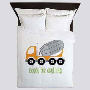 Ready For Anything Queen Duvet