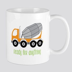 Ready For Anything Mugs