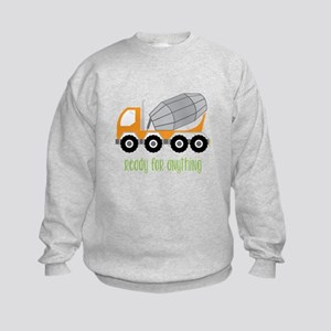 Ready For Anything Sweatshirt