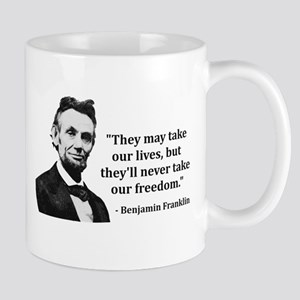 Abraham Lincoln Troll Quote Mugs