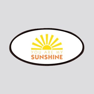 My Sunshine Patches