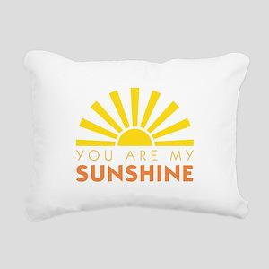 My Sunshine Rectangular Canvas Pillow