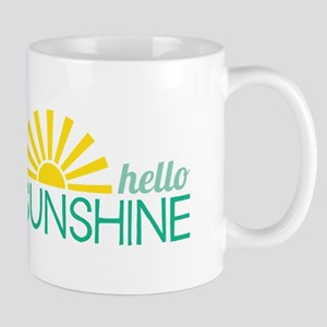 Hello Sunshine Mugs