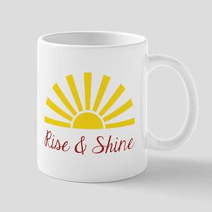 Rise & Shine Mugs