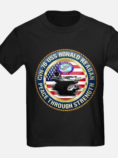 CVN-76 USS Ronald Reagan T-Shirt