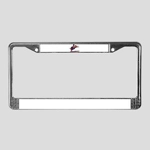 2113930 License Plate Frame