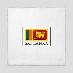 Sri Lanka Queen Duvet