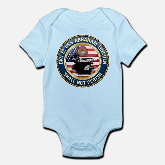 CVN-72 USS Abraham Lincoln Body Suit