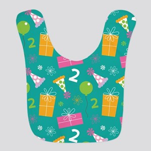 2nd Birthday Party Gift Bib