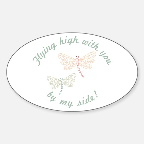 Flying High Decal