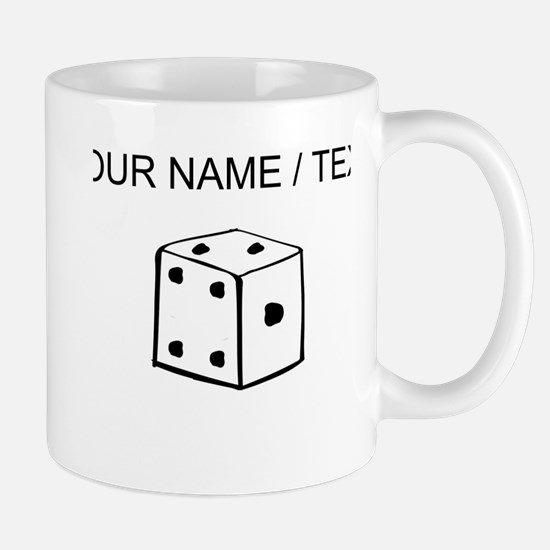 Custom Dice Mugs