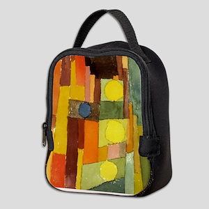 Paul Klee In The Style Of Kairouan Neoprene Lunch
