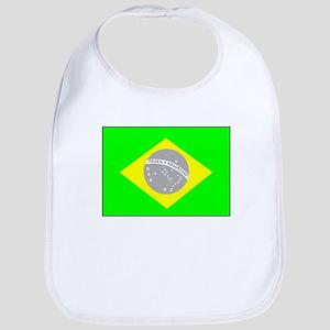 Brazilian Pride Bib