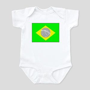 Brazilian Pride Infant Bodysuit