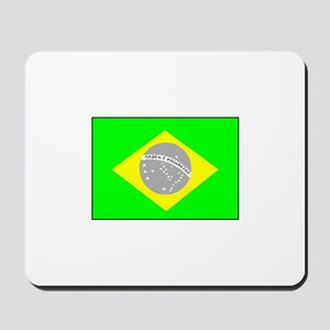 Brazilian Pride Mousepad