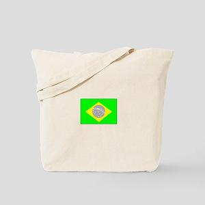 Brazilian Pride Tote Bag