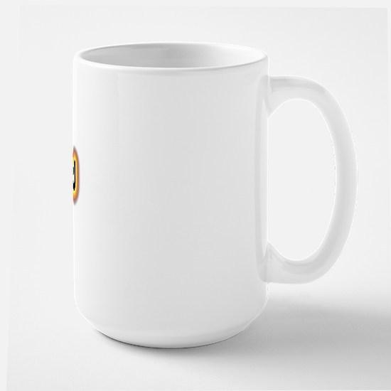 Kick Ass Dad Large Mug