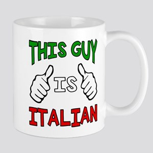 This guy is Italian Mugs
