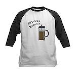 FIN-express-yourself-1 Kids Baseball Jersey