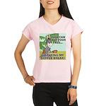 FIN-ass-coffee-break Performance Dry T-Shirt