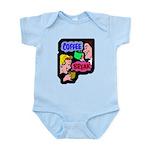 FIN-coffee-break-retro Infant Bodysuit