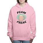 FIN-foam-freak Women's Hooded Sweatshirt