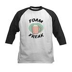 FIN-foam-freak Kids Baseball Jersey