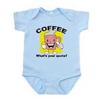 FIN-coffee-quota Infant Bodysuit