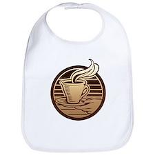 FIN-coffee-mug Bib
