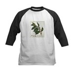 FIN-coffee-arabica-botanical Kids Baseball Jer