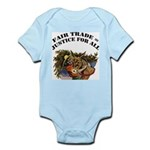 FIN-fair-trade-justice Infant Bodysuit