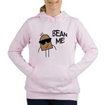 FIN-bean-me Women's Hooded Sweatshirt
