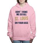 St. Louis Football Women's Hooded Sweatshirt