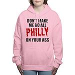 Philadelphia Baseball Women's Hooded Sweatshirt
