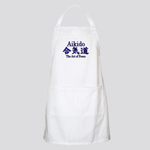 Aikido :: The Art of Peace BBQ Apron