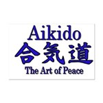 Aikido :: The Art of Peace Mini Poster Print